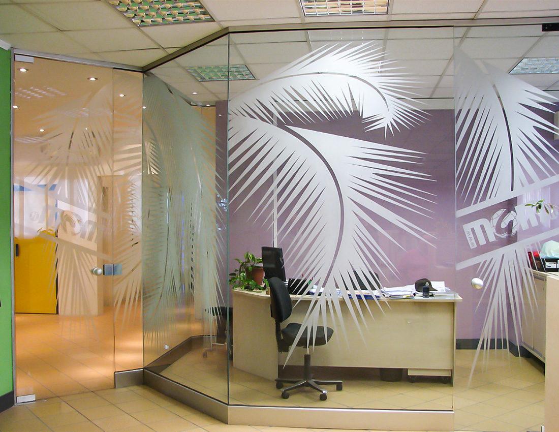 Pareti Divisorie In Vetro Colorato pareti divisorie in vetro – mapier group