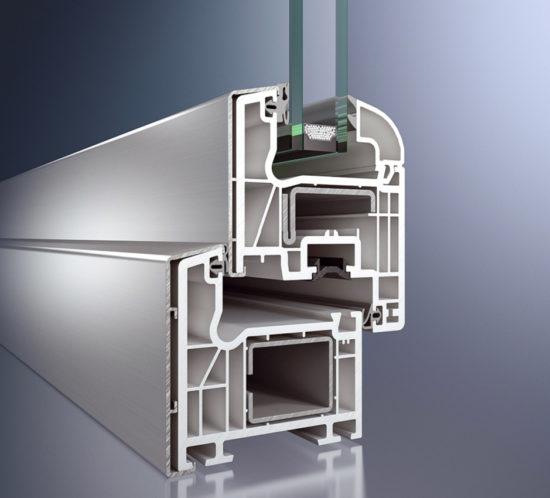 serramenti in pvc e alluminio mapier